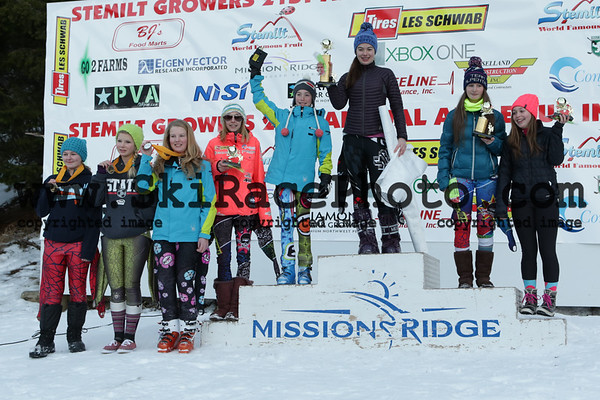 Apple Cup - Podium Day 1