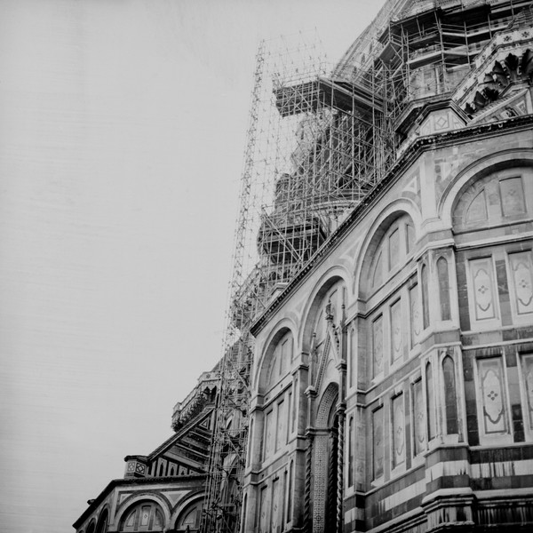 Duomo Florence Cathedral 2 :Italy beyond 70mm. Photographs taken on 80mm (Medium format film)