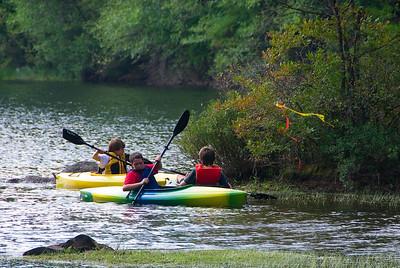 Pawtuckaway 2007 Canoe-O