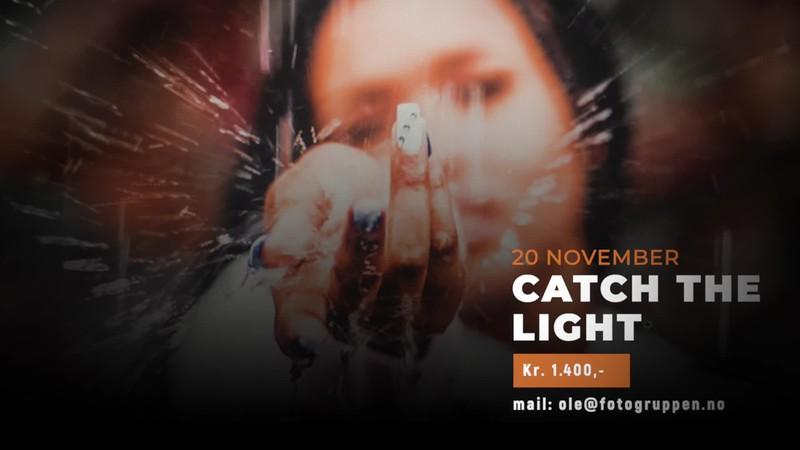 Catch the light promo 16.9