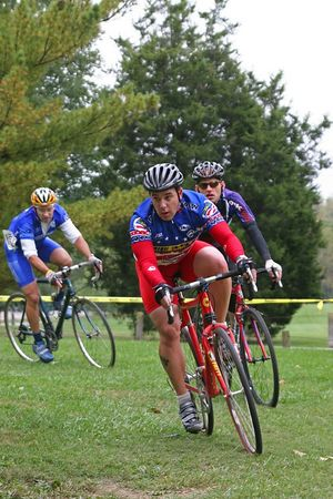 Cincinnati UCI Cyclocross, C Men, Women and Juniors