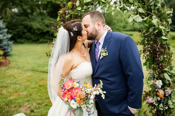Kathleen + Brad: Wedding