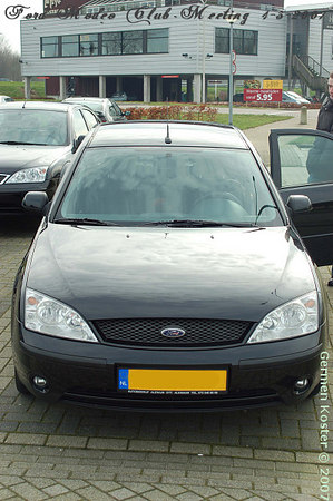 Ford Mondeo Club Meeting 4-3-2007 Almere