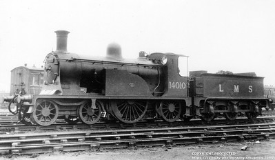 Neilson Built 1886 Drummond Caledonian Railway Single 123