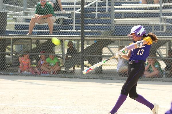 Softball State Quarterfinals vs. Mendon - KCHS - 6/13/17