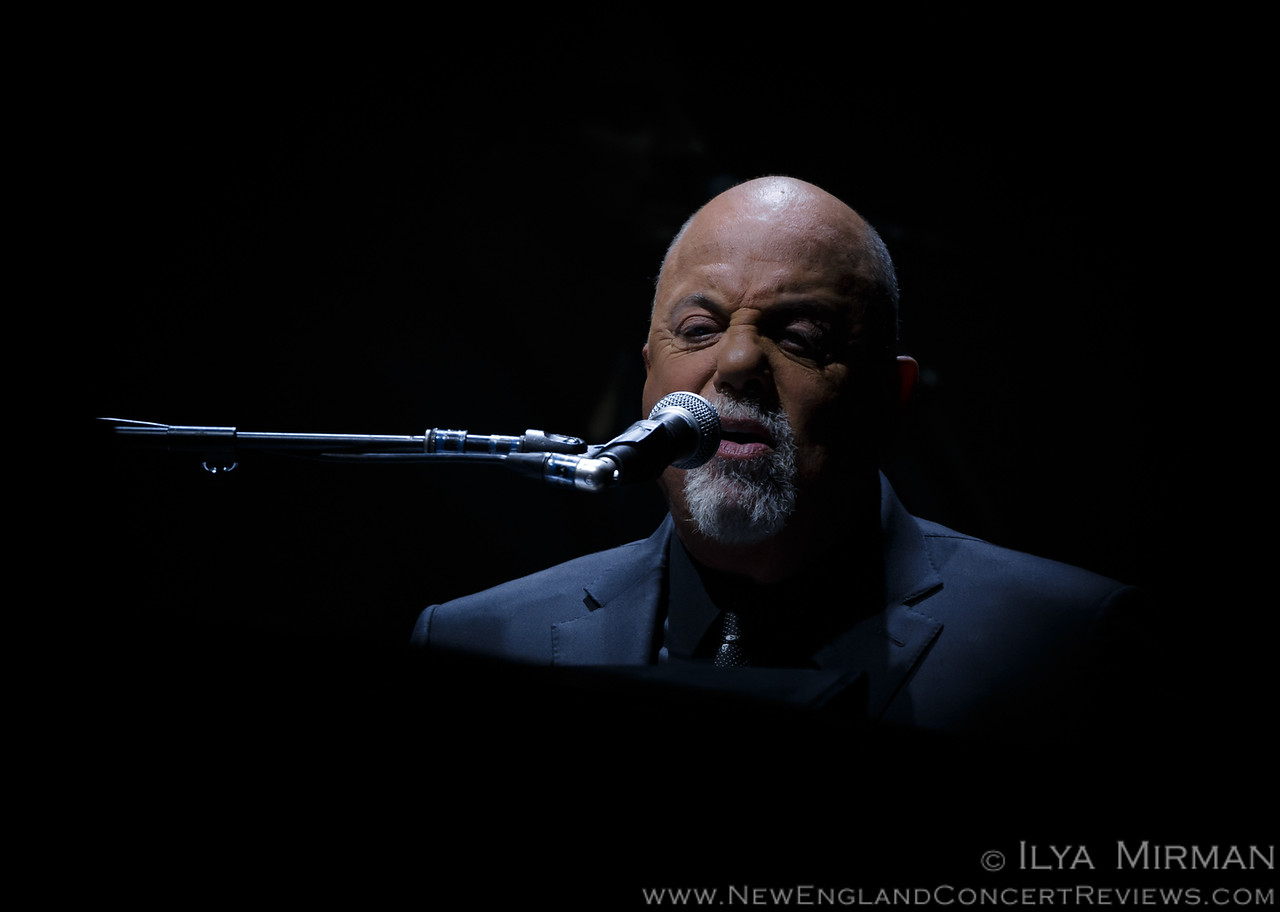 Billy Joel at Madison Square Garden - NY