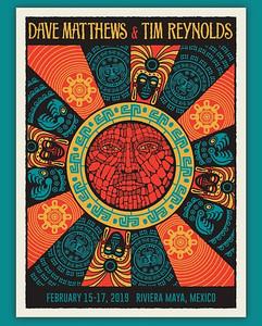 Dave Matthews Band Show Prints