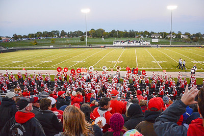 2015 MHB Football vs. Reedsburg