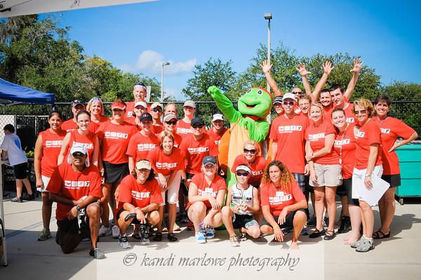 YMCA Triathlon - Run For Freedom