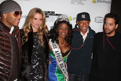 New York, NY - November 19:  The Diamond Empowerment Fund's Diamonds Give 2008, New York, USA