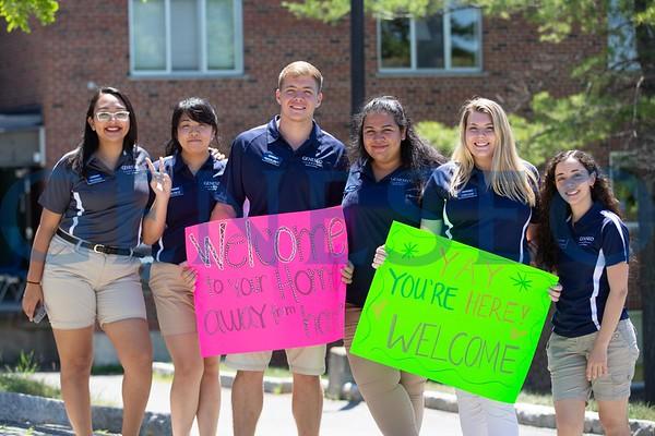 AOP Summer Scholars Program Move-In