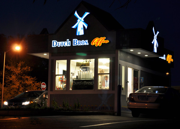 Dutch Bros Coffee Grand Opening Day