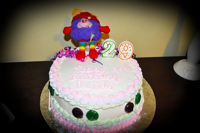Danielle Birthday 2009