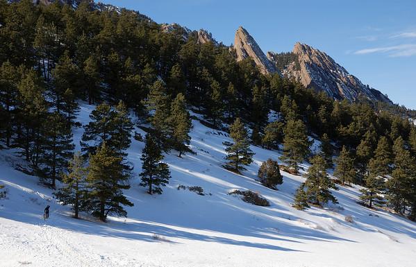 NCAR Mesa Trail 2007