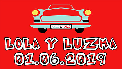 Boda Lola y Luzma