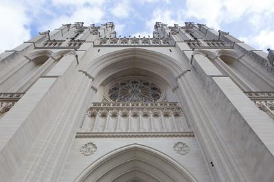 Washington National Cathedral, January 2016