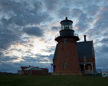 Block Island Lighthouses