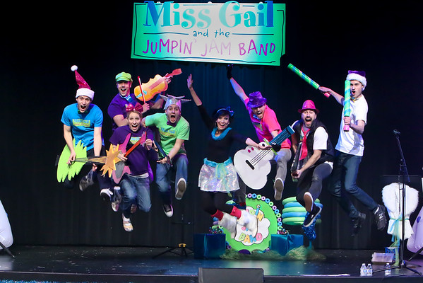 Miss Gail and the Jumpin' Jam Band