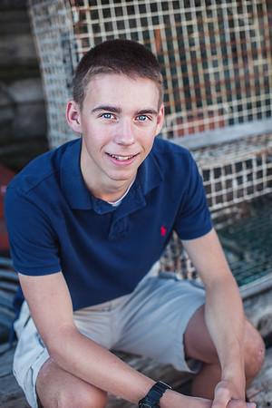 Evan Twarog: Senior Portraits!