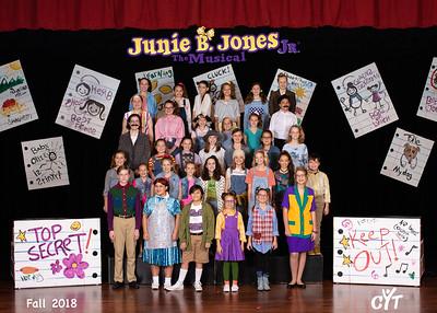 2018 Junie B Jones