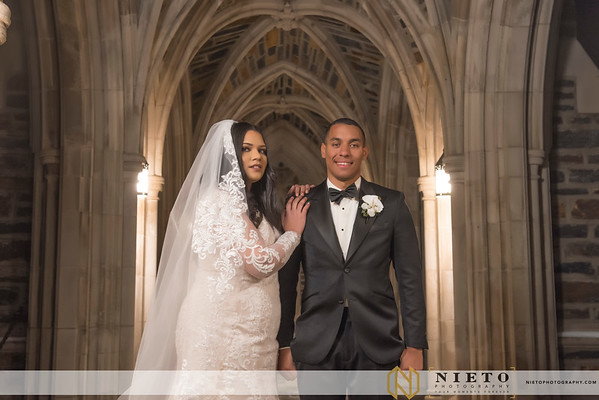 Dominic and Ashlyn - January 7th 2017 - Duke Chapel