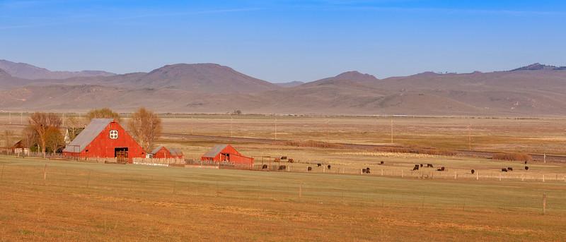 Quilt Barn #5 ~ Sierra Valley