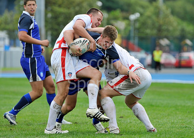 Scotland u18 v England Colleges