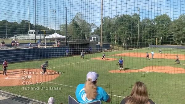 Clancy Softball Video