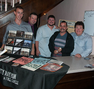 Marty Raybon Band at the Emma Parrish Theater 9-2013
