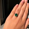 3.08ct Vintage Emerald Solitaire, by Tiffany & Co 11