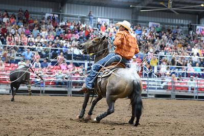 Saturday Night Rodeo and Calf Scramble