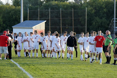 Boys Varsity Soccer - 10/10/2016 Reed City
