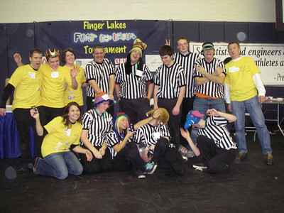 FLL Championships 12-6-09