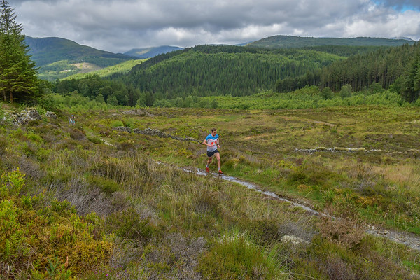 Trail Marathon Wales - Landscape Pictures at 6 Miles