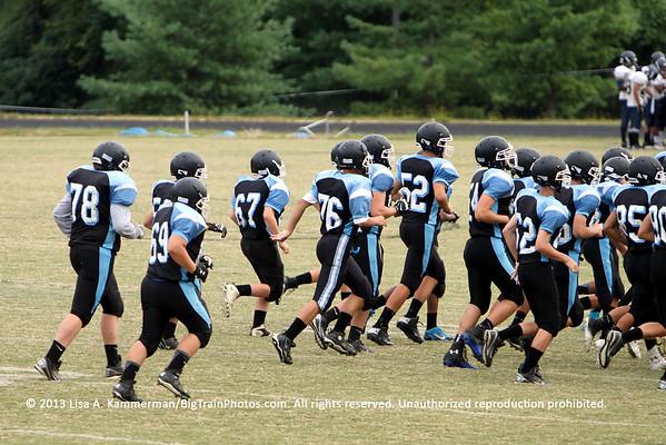 Walt Whitman High School, JV Football - 2013