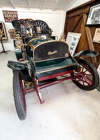 Franklin Auto Museum,  Tucson