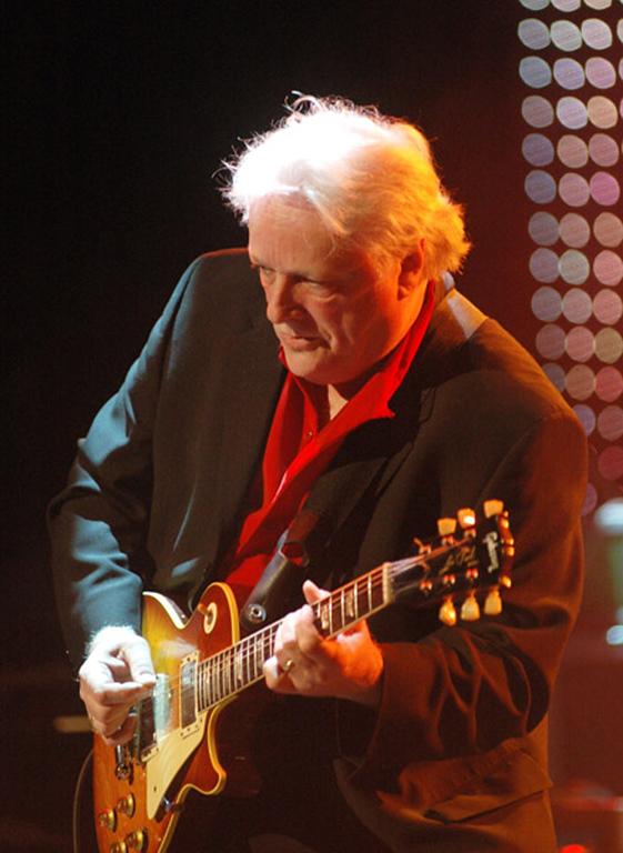 . Dick Wagner in 2005