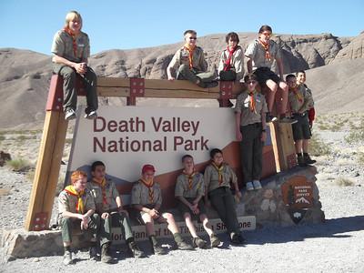 2/15/2013 ~ 2/18/2013 Death Valley-Part 1