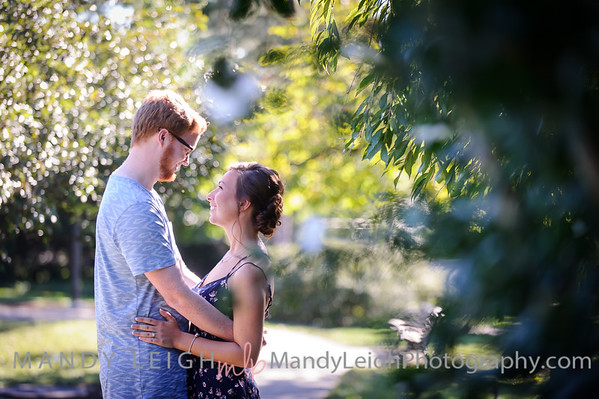 Aaron + Melanie