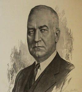Wyoming Governor Robert Carey