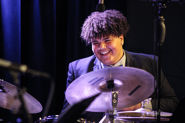 Matthew Dobbins Quartet - Blue Llama Jazz Club 2-9-2020