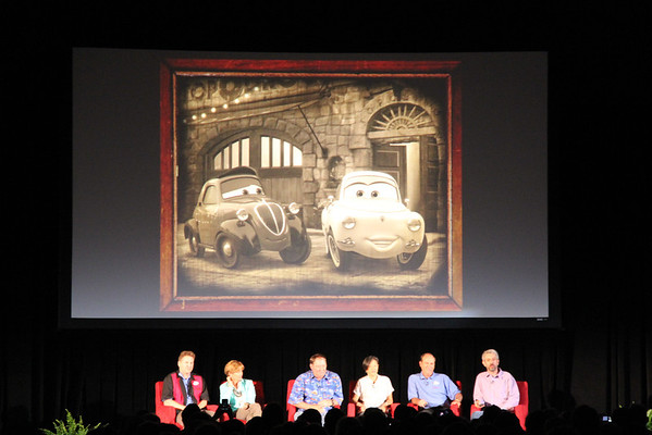 08-21-11 — D23 Expo, Day 3