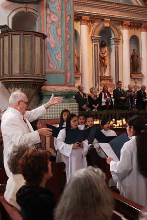 12-21-2014 A Festival of Lessons & Carols