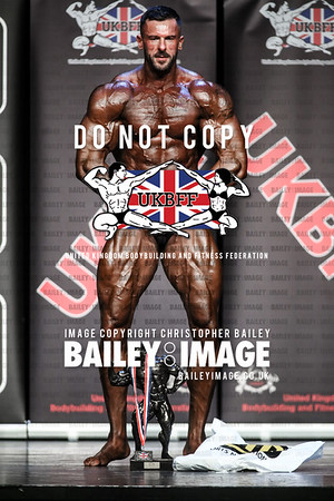 BODYBUILDING UP TO 100 KG & OVER 100 KG