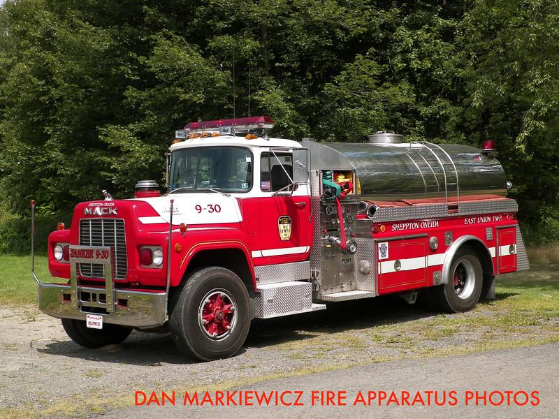 SHEPPTON/ONEIDA FIRE CO.