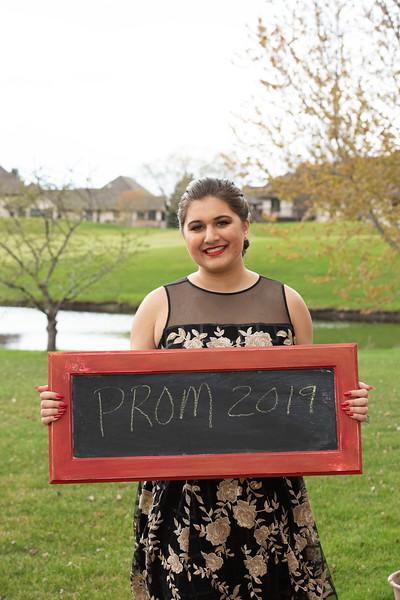 Hannah Prom 2019