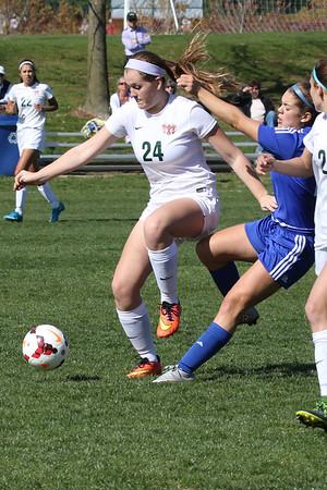 160413 Women's Varisty Soccer v MICDS