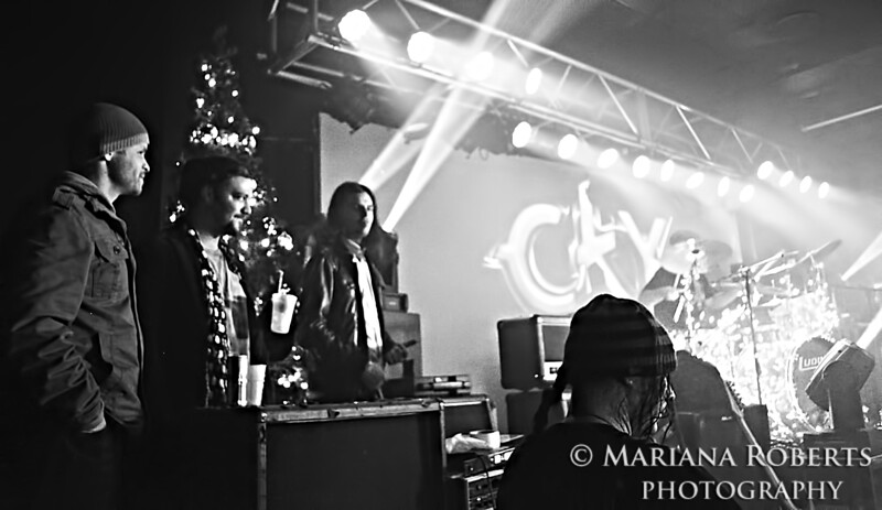 CHRISTMAS with CKY - December 18, 2011 at Reverb in Reading, PA. CKY Band Photography by Mariana Roberts. CKY Photos with Bam Margera, Jess Margera, Deron Miller, Matthew Janaitis, and Chad I. Ginsburg. Photos of CKY Christmas Holiday Show. Band Photography by Mariana Roberts. All Lights by Mark Van Tassel - The Lights God