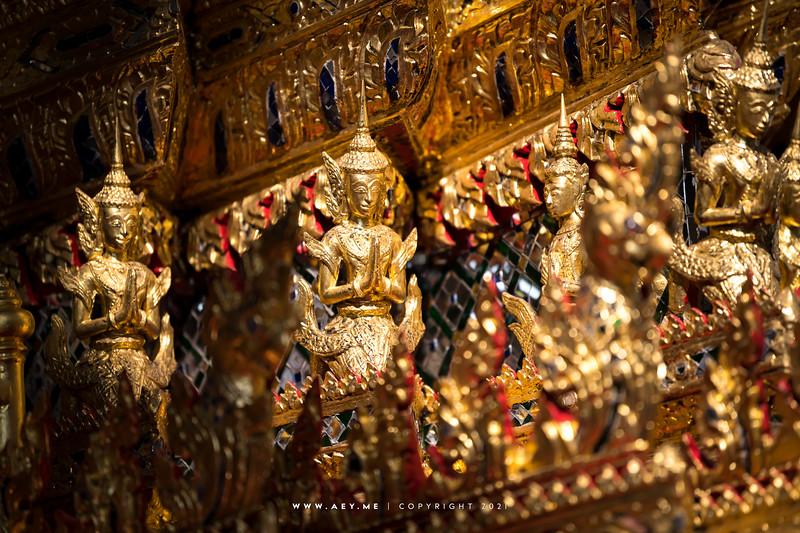 Hangar of Thai Royal Funeral Chariot
