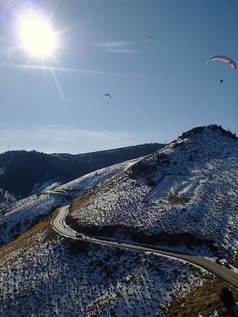 2012 Paragliding